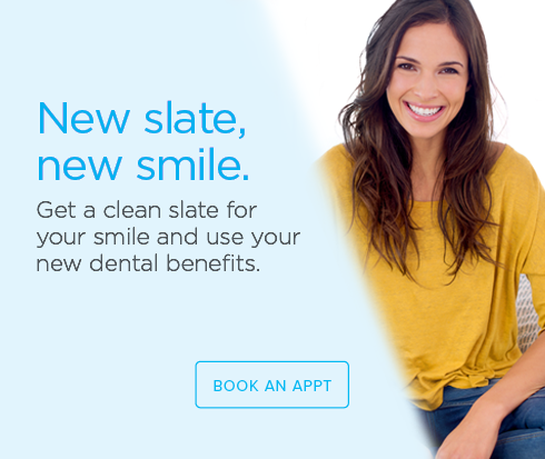 Mission Valley Dentists - New Year, New Dental Benefits