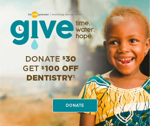 Donate $30, Get $100 Off Dentistry - Mission Valley Dentists